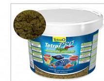 Корм Tetra Pro Algae Vegetable чипсы 10л /1,9кг для травоядных цихлид