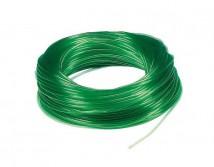 Шланг ПВХ зеленый Trixie 4-6мм, (цена за 100м)