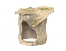 Декорация керамическая ТМ Природа Грот для черепах 29х15