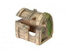 Декорация керамическая ТМ Природа Сундук мини 13х8