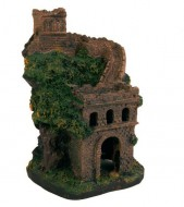 Декорация Trixie Стена замка 14,5см.