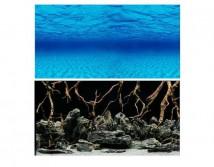 Фон двусторонний Hagen, высота 30 см (цена за 10 см)  море и мистика