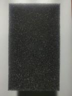 Губка фильтрационная среднепористая гладкая 8х8х15см, ТМ Природа