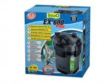 Фильтр внешний Tetra External EX 600 Plus, 7,9W, 630 л/ч