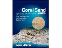 Коралловая крошка Aqua Medic Coral Sand 0-1 мм, 25 кг