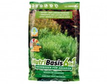 Грунтовая подкормка Dennerle Nutri Basis 6 in 1 (2,4 кг) для аквариумных растений