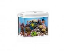 Аквариум Aquael Reefmax 60,  овал, белый 105 л