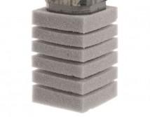 Вкладыш в фильтр Aquael Turbo Filter 350 и Pat Mini Filter, размер 5,5х5,5х8,5 губка
