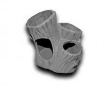 Декорация Aquael Ceramic breeder E, 8х5.5х8 см