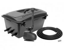 Прудовый набор Aquael KlarJet 15000, с проточным фильтром, насосом и UV стерилизатором 9W в пруд до 15000л