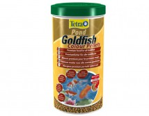 Корм Tetra Pond Goldfish Colour Pellets 1л пеллеты