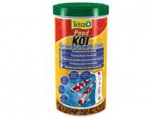 Корм Tetra Pond Koi Colour & Growth 1л  палочки для роста