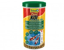Корм Tetra Pond Koi Premium Mix 1л cмесь премиум-корма для всех видов Кои