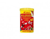Корм Tropical Koi & Gold Color Sticks 1л /120гр