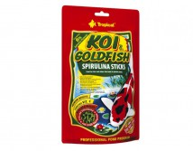 Корм Tropical Koi & Gold Spirulina Sticks 130 гр