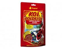 Корм Tropical Koi & Gold Super Color Sticks 1л /120гр