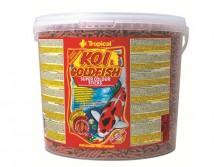 Корм Tropical Koi & Gold Super Color Sticks 21л/2.5кг