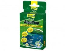 Tetra Pond AlgoStop 12 капсул для предотвращения появления водорослей на 3000л
