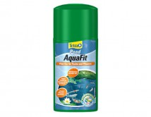 Tetra Pond AquaFit 250 мл поддерживает жизненную активность рыб