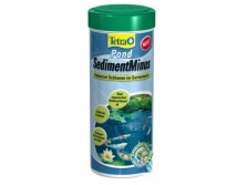 Tetra Pond Sediment Minus 300мл способствует разложению биологических загрязнений