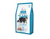 Сухой корм Brit Care Cat 2 кг Tobby I am a Large Cat для кошек крупных пород