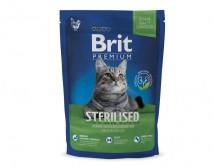 Сухой корм Brit Premium Cat Sterilized 300 г для стерилизованных кошек