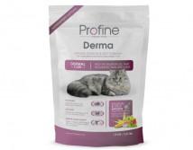 Сухой корм Profine Cat Derma 1,5 кг лосось, для длинношерстных кошек