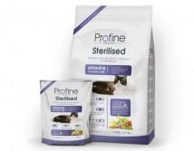 Сухой корм Profine Cat Sterilised 15 кг курица и рис, для кастрированных