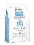Сухой корм Brit Care GF Junior Large Breed Salmon & Potato 3 kg (для щенков гигантских пород)