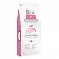 Сухой корм Brit Care GF Puppy Salmon & Potato 12 kg (для щенков)