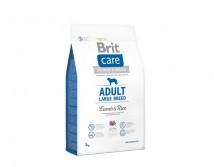 Сухой корм Brit Care Adult Large Breed Lamb & Rice 3 kg (д/собак весом от 25 кг)