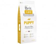 Сухой корм Brit Care Puppy Lamb & Rice 12 кг для щенков с ягненком и рисом