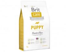 Сухой корм Brit Care Puppy Lamb & Rice 3 кг для щенков с ягненком и рисом