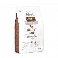 Сухой корм Brit Care Weight Loss Rabbit & Rice 3 kg (для собак с лишним весом)