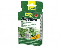 Tetra Aqua Algetten 12 таблеток, контроль обростаний на 240л
