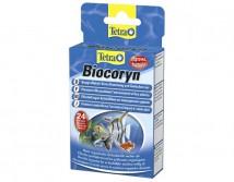 Tetra Biocoryn 24 капсулы для разложения органики на 1200л