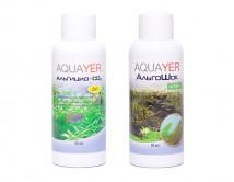 Набор Aquayer Альгицид+СО2+Альгошок 60 мл