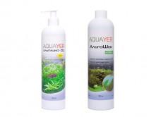 Набор Aquayer Альгицид+СО2+Альгошок 500 мл