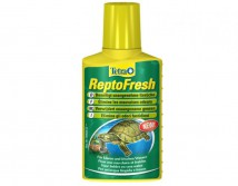Препарат Tetra ReptoFresh 100ml для удаления неприятных запахов в террариуме