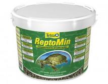 Корм Tetra ReptoMin 10 L - 2,5кг гранулы для черепах