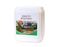 Aquayer, Альгокс, 5 л на 50 000л от зеленой воды и нитчатки в пруду