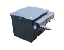 Проточный фильтр для пруда SunSunCBF-350 UV до 30 000 л