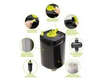 Фильтр внешний Aquael ASAP 750E NEW, 700 л/ч, для аквариумов до 150 л