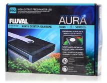 Светильник светодиодный Fluval Аura Fresh Аnd Plant Nano LED для пресноводных нано аквариумов