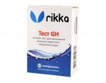 Тест Rikka GH на общую жесткость