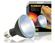 Лампа Hagen Exo Terra SunRay Metal Halide Bulb металлогалогенная 50W для светильников SunRay Fixture