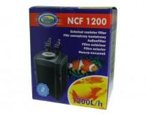Внешний фильтр Aqua Nova NCF-1200 до 400л