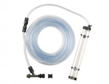 Сифон для грунта и воды Hagen Marina Aqua VAC 15м