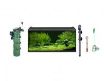Аквариумный комплект Eheim aquaproLED 180 литров, черный