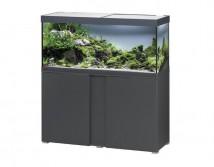Аквариумный комплект Eheim vivaline LED 240 литров с тумбой, освещение 1x20W, цвет антрацытовый